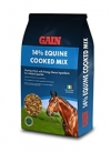 paardenvoer van GAIN Horse Feed (14% Equine Cooked Mix)